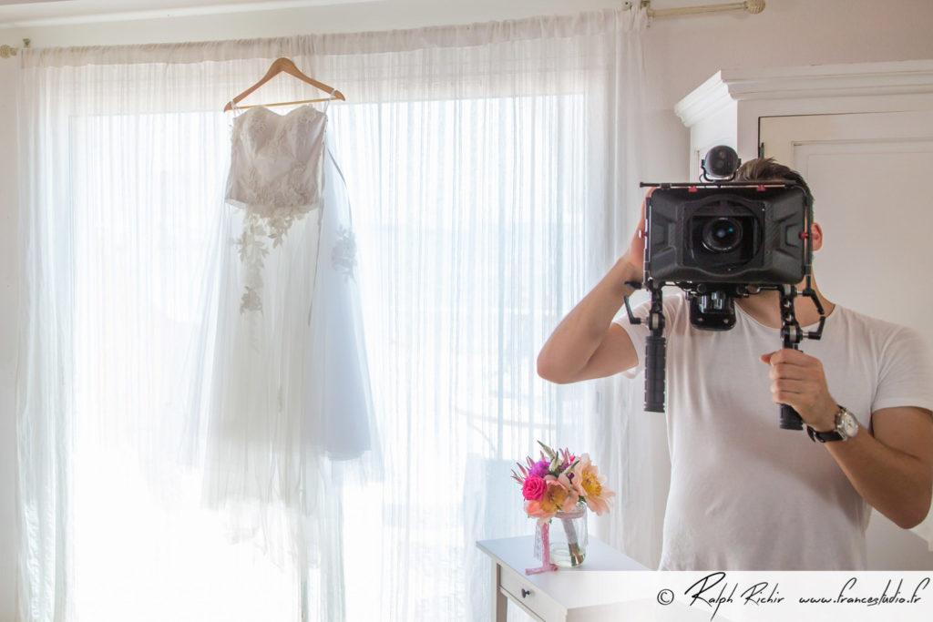 L'importance d'un vidéaste pour son mariage