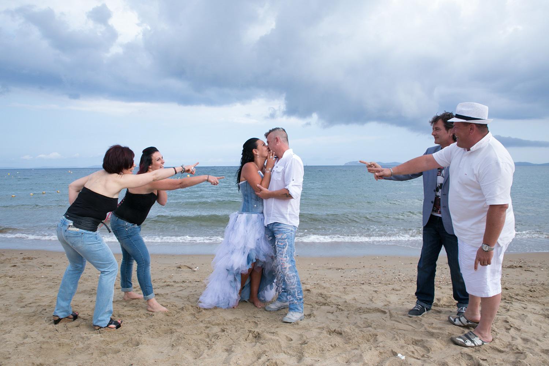 Les invités de votre mariage