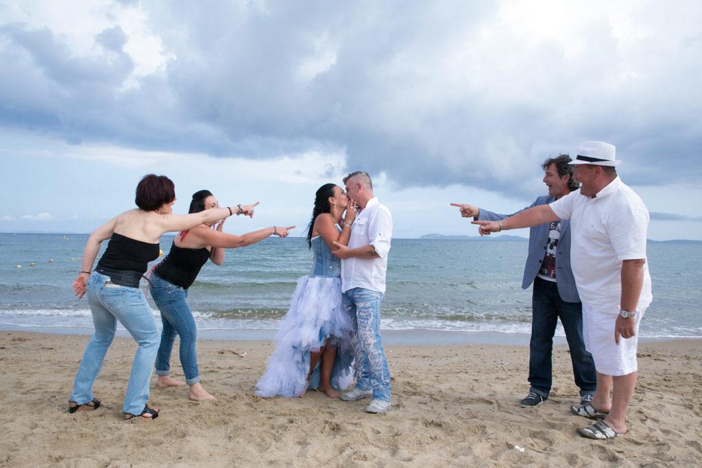 Les témoins de votre mariage