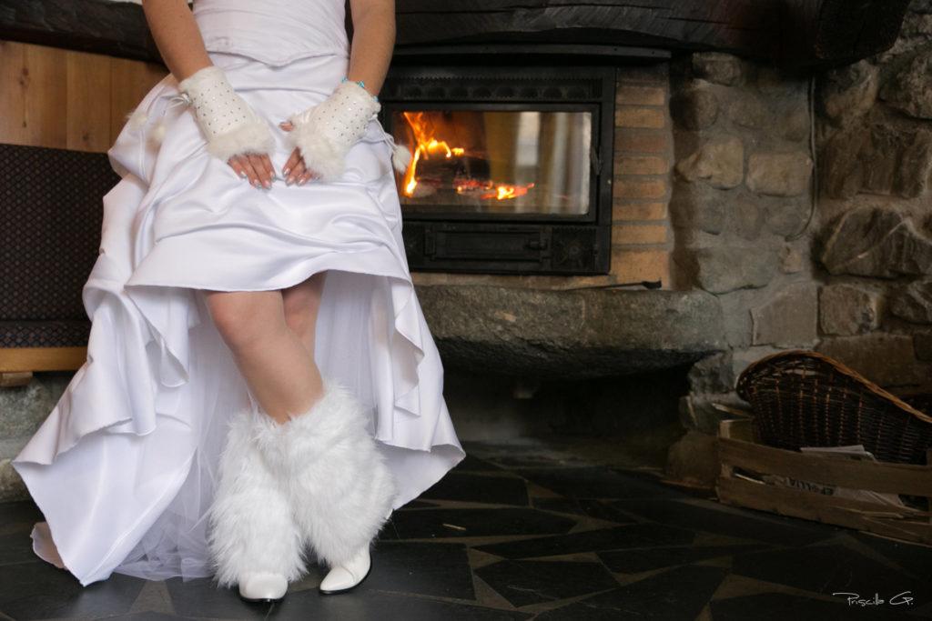 Mariages d'hiver, entre rêve et féérie