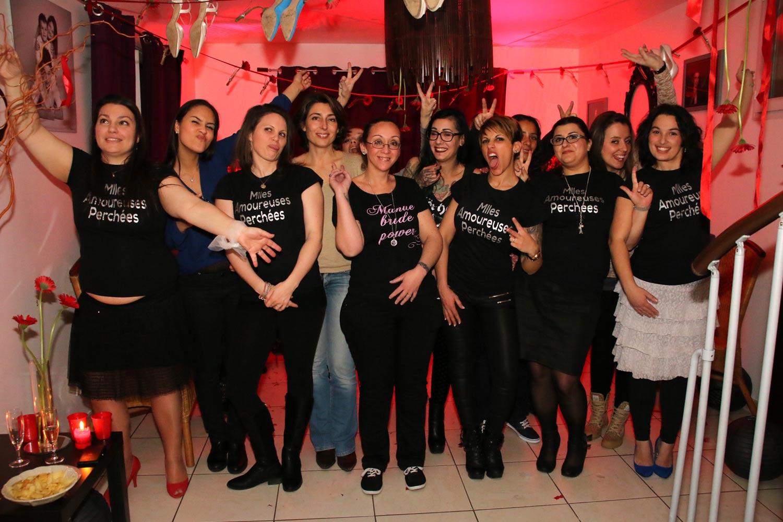 L'EVC collectif des mariées 2016