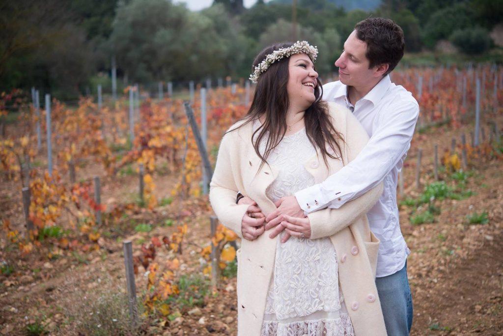 Cécilia et Christophe : J-2 avant le mariage
