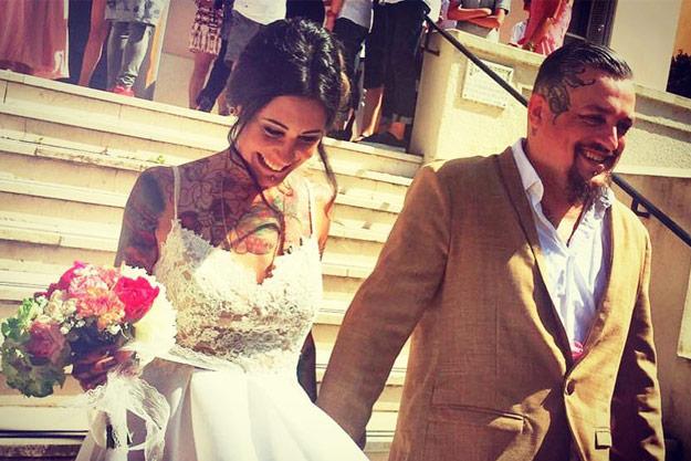 La veille du mariage