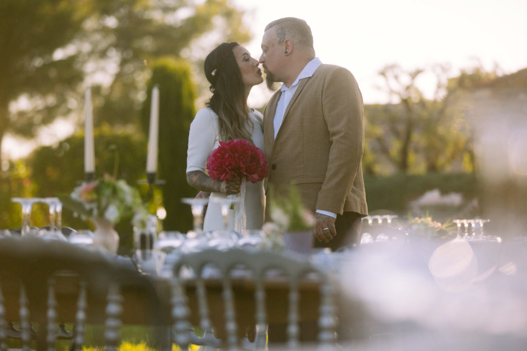 Laura et Mike : l'heureux mariage