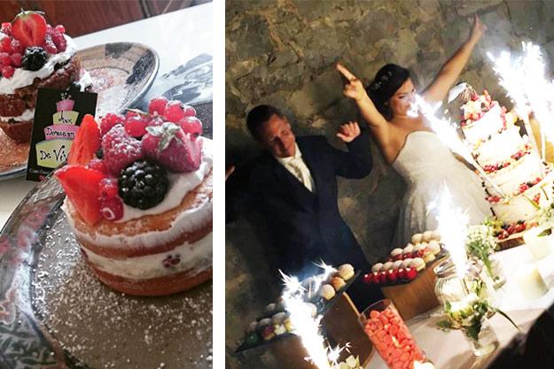 Le dessert de votre mariage
