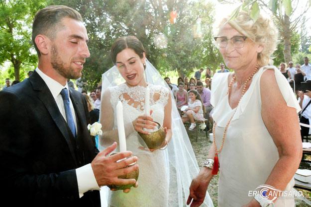 Adeline et Grégoire nous parlent de leur cérémonie laique