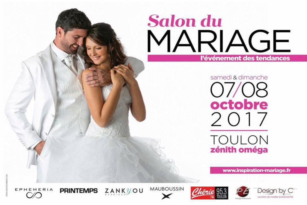 Retrouvez Manue-Reva au Salon du Mariage de Toulon