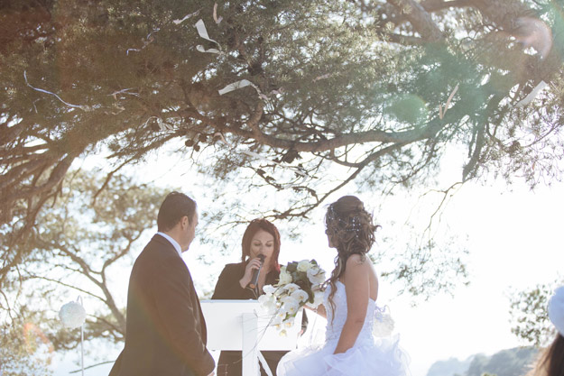 Laetitia et Rachid racontent leur cérémonie laïque
