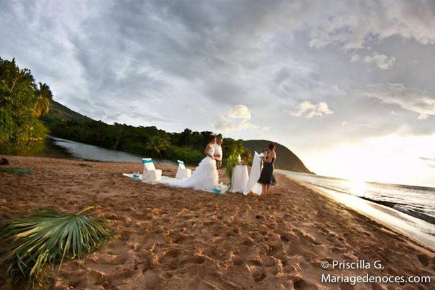 Elopement en Guadeloupe