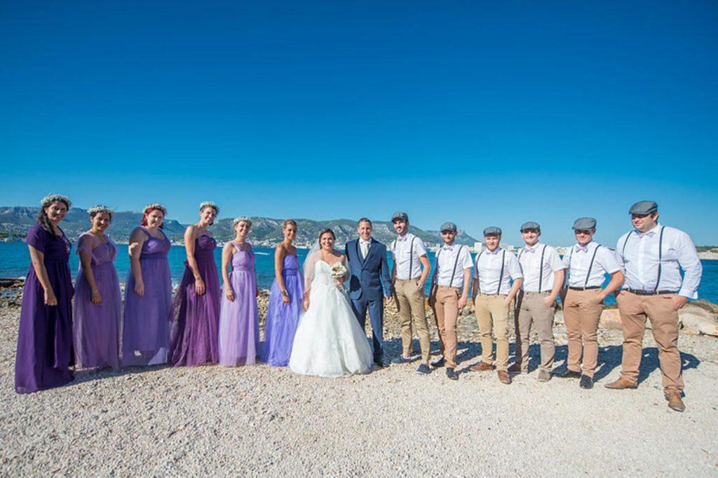 Invité à un mariage : votre tenue !