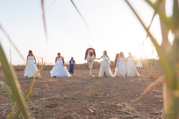 Trash the Dress 2019 – Le der' by Manue Reva