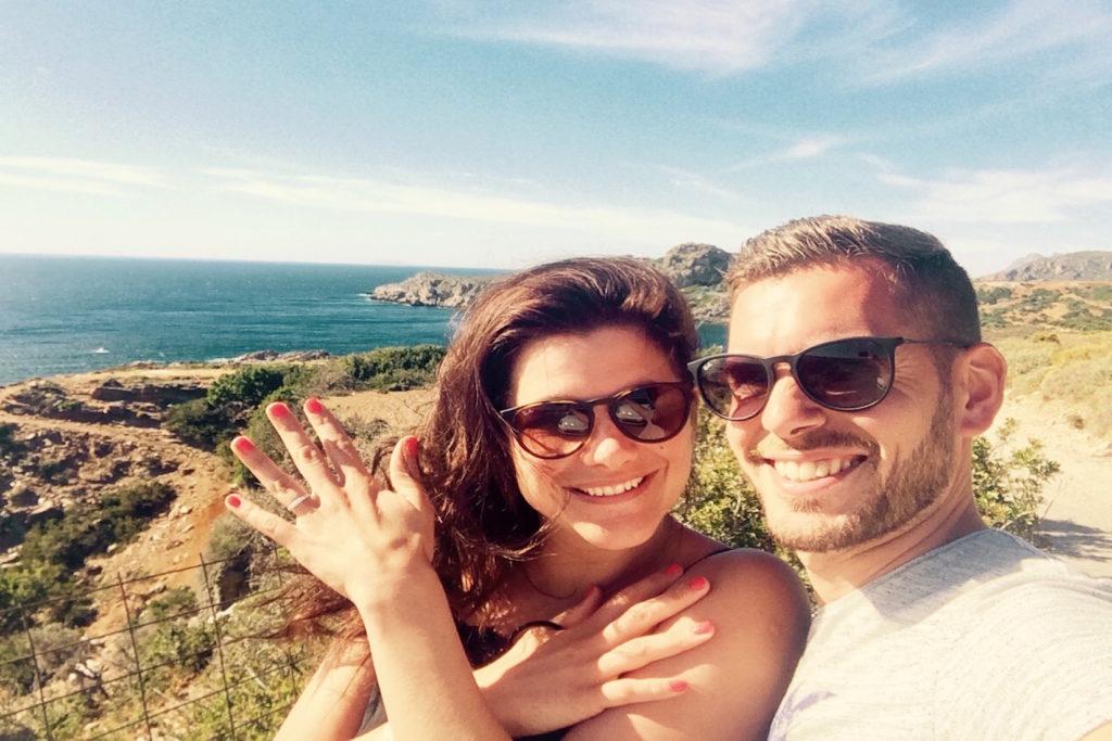 Bérengère et Nicolas - Leur mariage en Guadeloupe