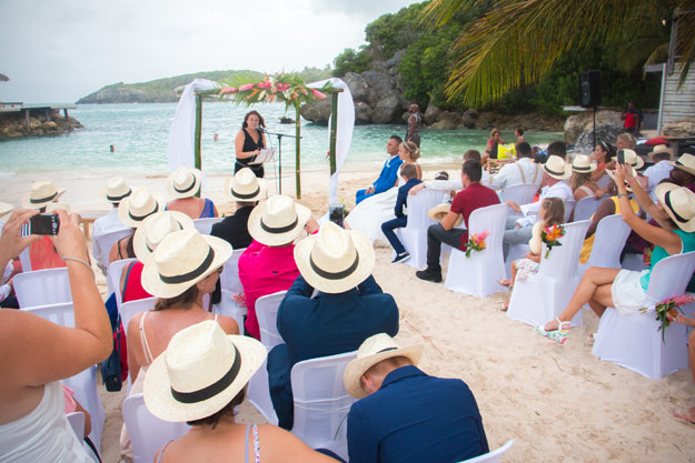 Mariage en Guadeloupe : le tarif de votre Wedding Planner
