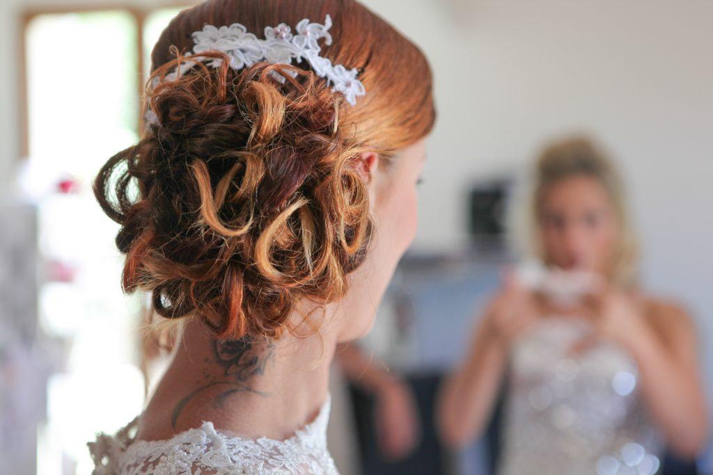 Formation coiffure de mariage par Yvan et Linda Aguilera