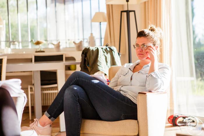 Portrait de chef d'entreprise : Bérengère S.